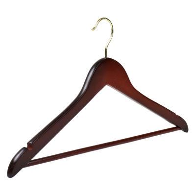 wooden hangers walnut wood 402 774
